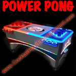 power pong led game